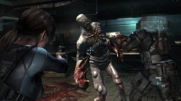 Resident Evil Revelation Compressed PC Game Free Download
