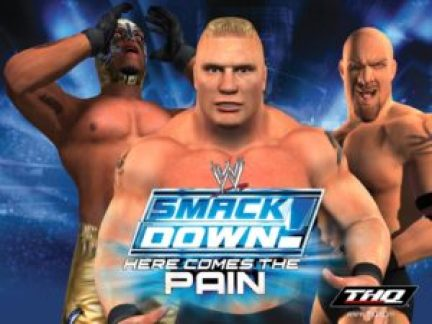 WWE SmackDown! Here Comes the Pain PC Game Download | PC