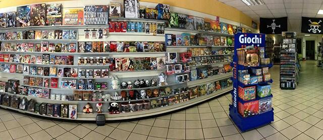 Foto negozio Games Academy