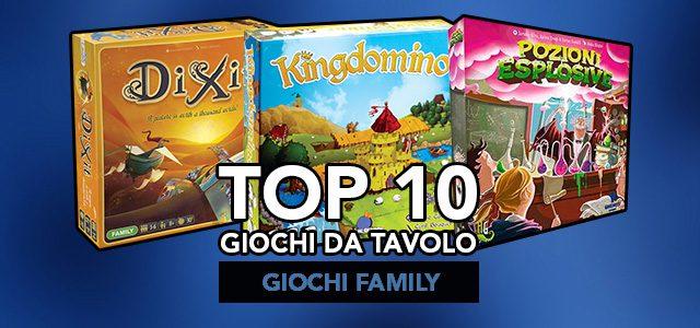 Top 10 I Migliori Giochi Da Tavolo Per Tutta La Famiglia