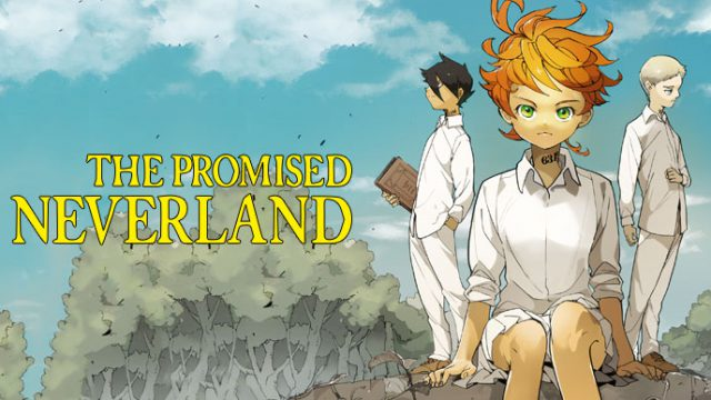 Tempo di Libri The Promised Neverland  Games Academy
