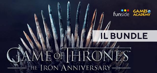 GOT Bundle Iron Anniversary Banner