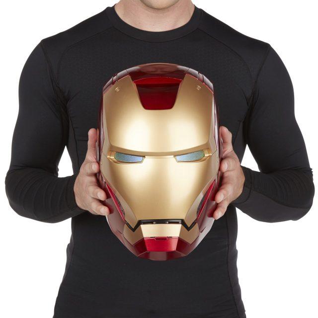 Hasbro Fan Marvel Legends Iron Man Helmet