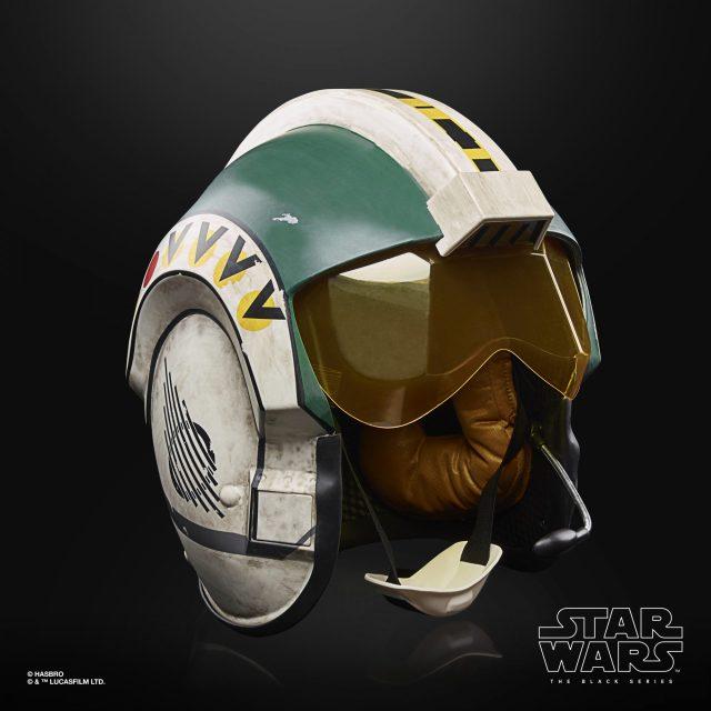 Hasbro Fan Star Wars Black Series Wedge Antilles Helmet