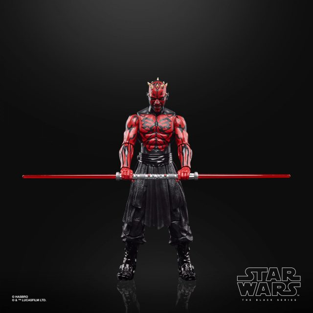 Star Wars Black Series Hasbro Darth Maul Sith Apprentice
