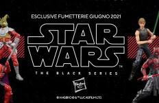 Star Wars Black Series Hasbro - Esclusive Fumetterie Giugno 2021 Banner