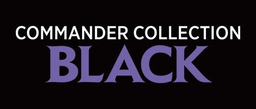 MTG Showcase 2021 Commander Collection Black