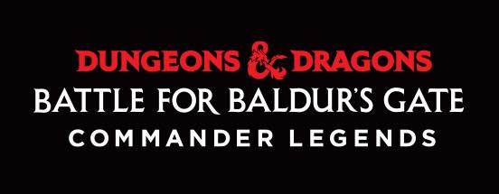 MTG Showcase 2021 Commander Legends Battle for Baldur's Gate