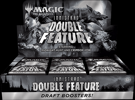 MTG Showcase 2021 Innistrad Double Feature