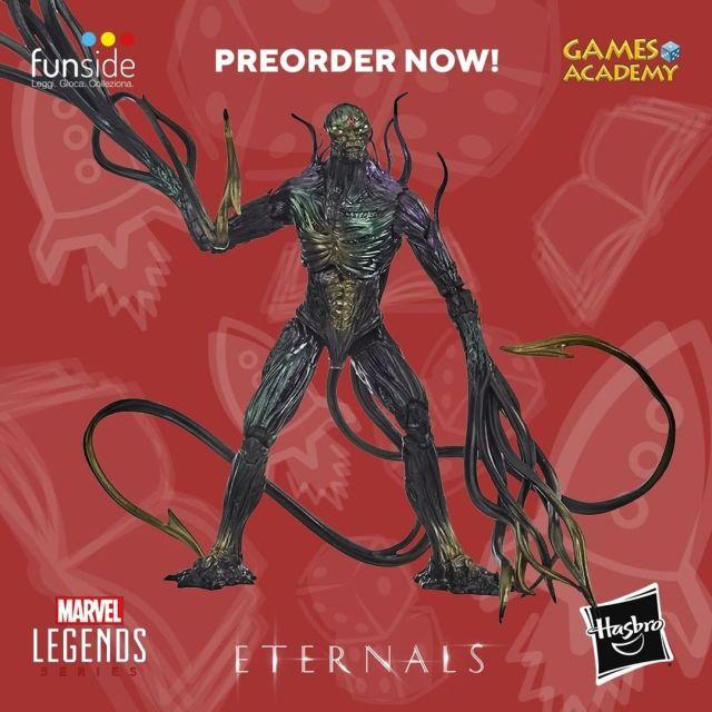 Gli Eterni - Hasbro Marvel Legends