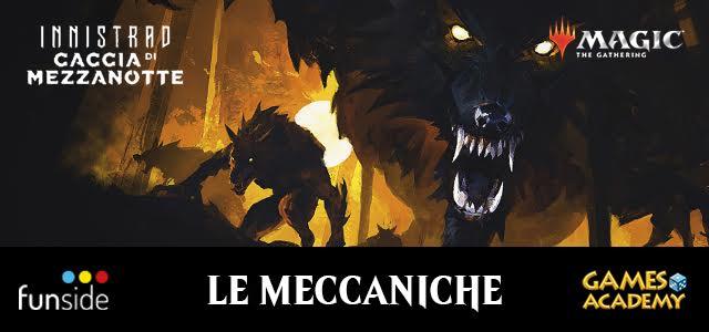 MTG Innistrad - Le Meccaniche Banner