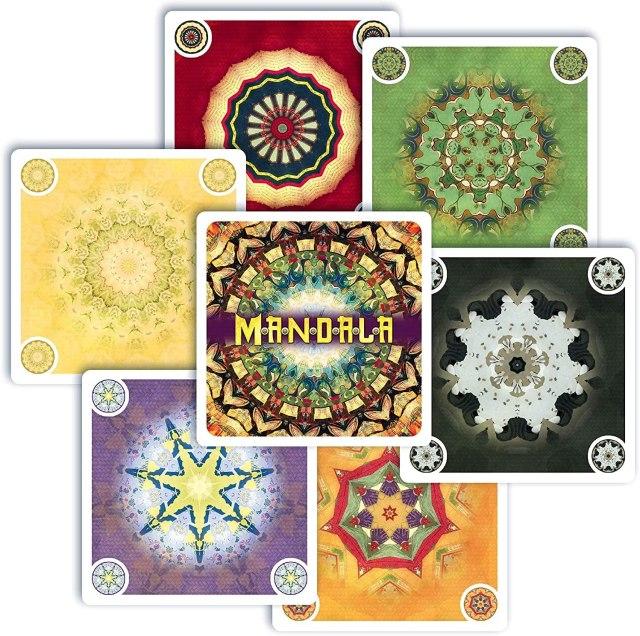 Mandala - Le Carte