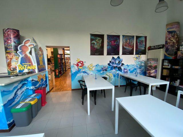 Games Academy Bologna - Gioco Organizzato