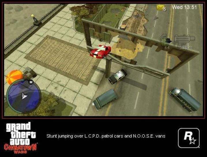 Ppsspp Iso Cso File Gta San Andreas Game