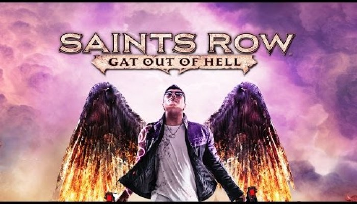 Saints Row Gat out of Hell CD key Steam