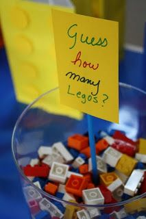 5 superb lego birthday