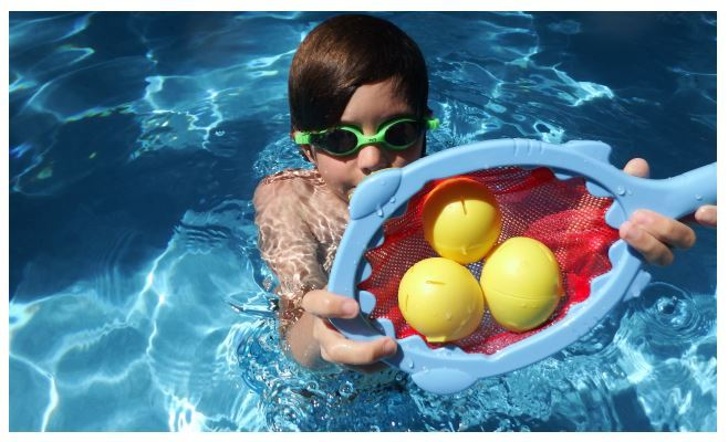 cool pool party games