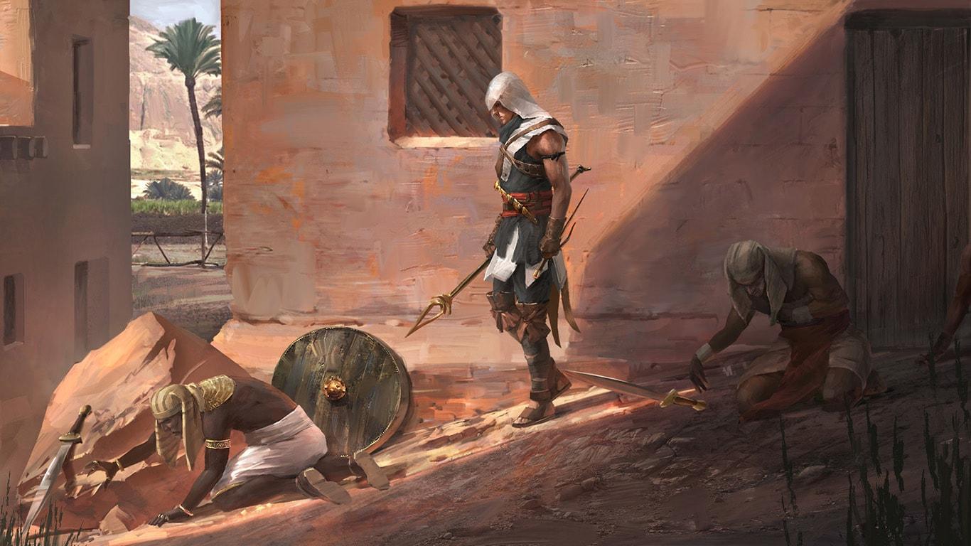 Assassin's Creed- Origins