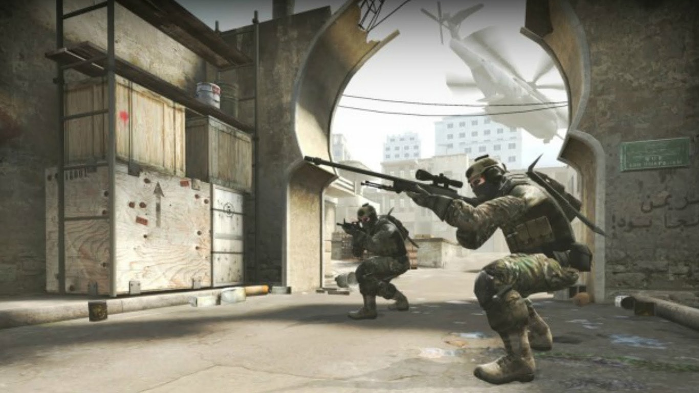 Counter-Strike- Global Offensive