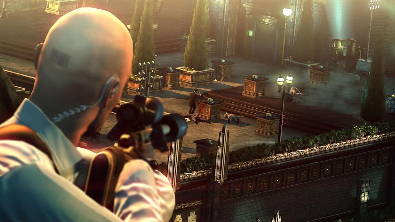 Hitman - Sniper Challenge