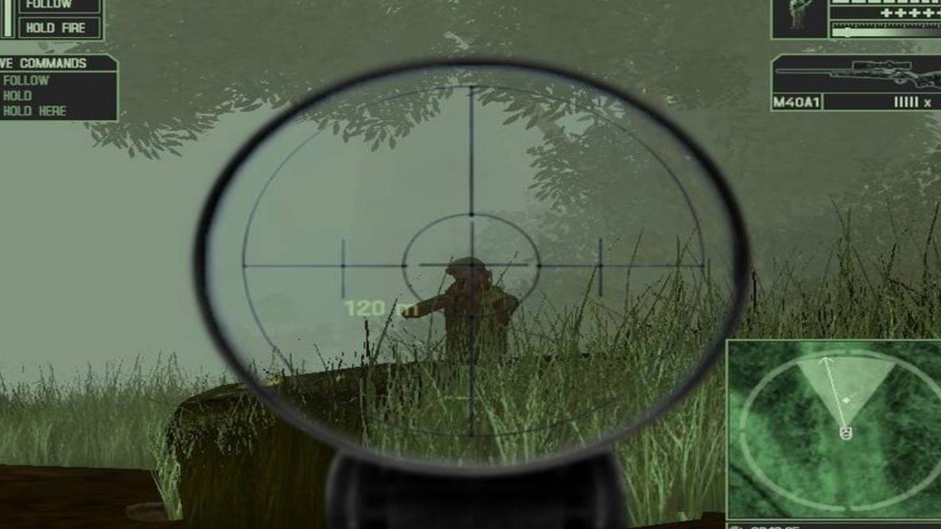 Marine Sharpshooter II - Jungle Warfare