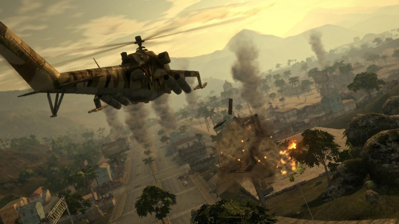 Mercenaries 2 - World in Flames