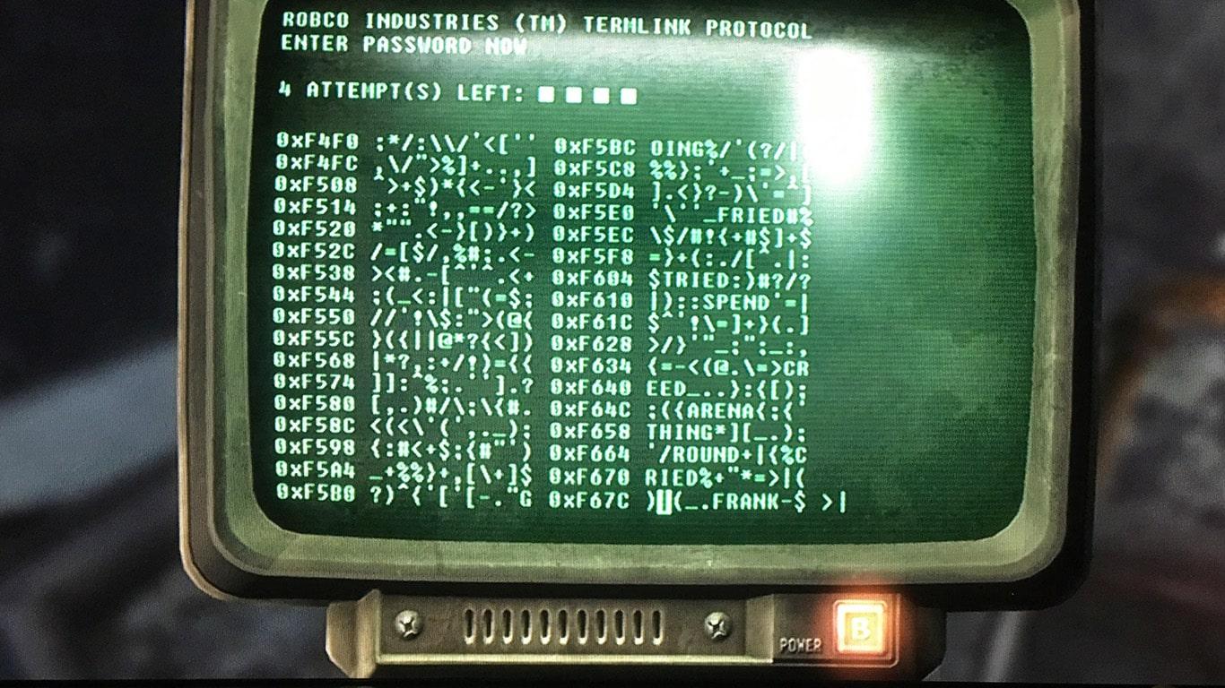 Terminal-Hacking