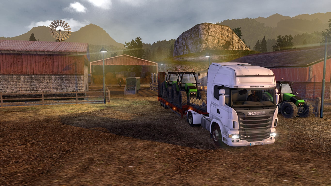 Trucks-Trailers
