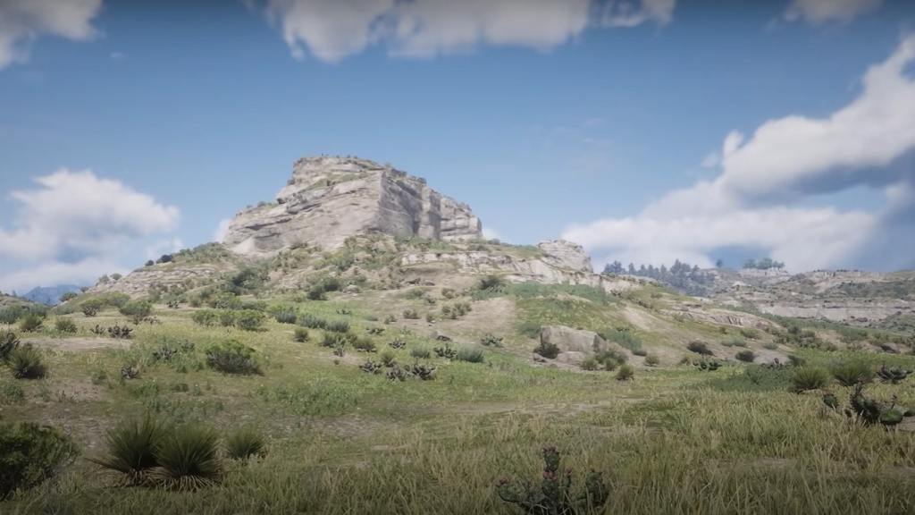 New Hanover State in RDR2