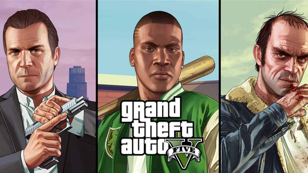 Switch Characters in GTA V