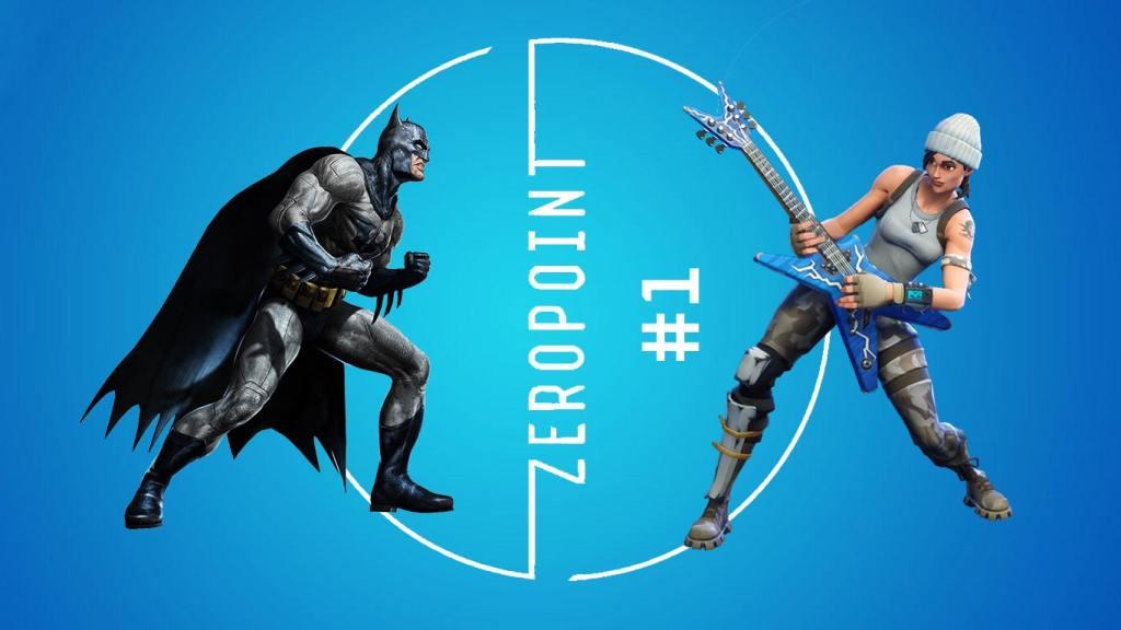 Batman Fortnite Zero Point 1