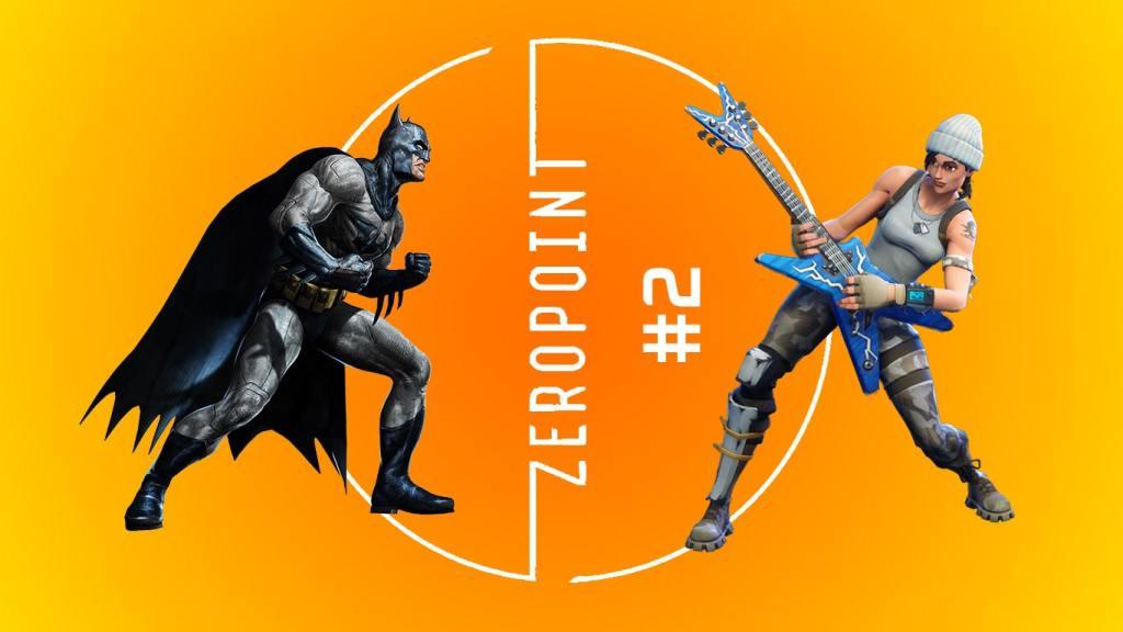 Batman Fortnite Zero Point 2
