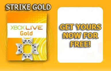 Free-Xbox-Live-Gold