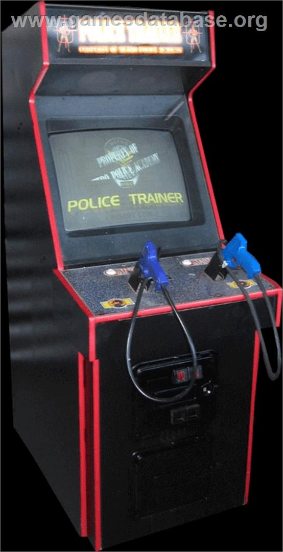 Police Trainer  Arcade  Games Database