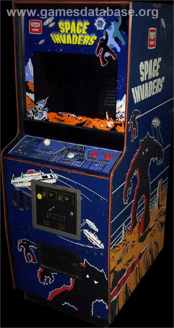 Space Invaders Space Invaders M Arcade Games Database