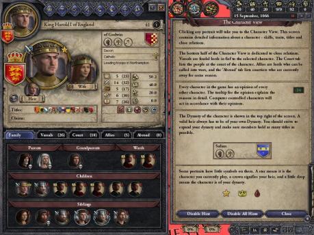 Perfil do Rei Harold da Inglaterra