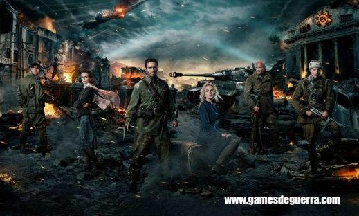 """Filme de guerra - """"Stalingrad"""""""