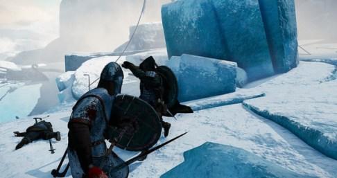 Assuma o papel de um viking ou saxon no novo War of the Vikings