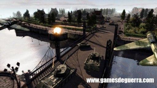 Men of War: Assault Squad recebe novos mapas e exército inglês
