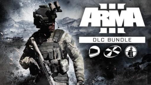 Pacote com todos DLCs iniciais de ArmA III sai por R$59,90