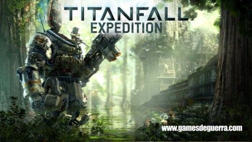 """""""Expedition"""" é a primeira DLC (expansão) de Titanfall"""