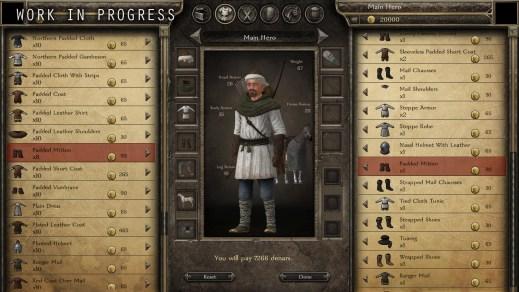 Interface do jogo foi totalmente revisada e melhorada