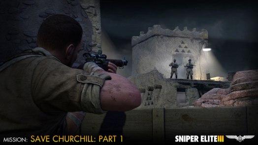 Sniper Elite 3 DLC
