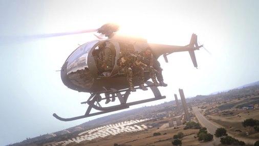 Função de atirar de veículos está em fase beta em ArmA III