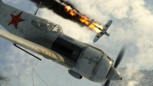 Belos gráficos de Battle of Stalingrad