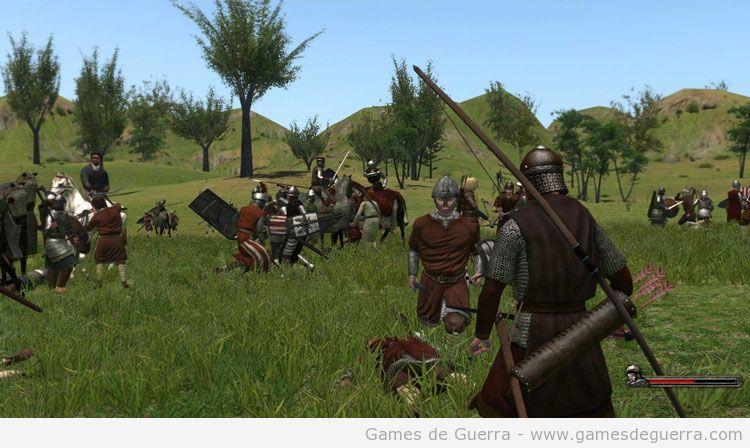 jogos para pc fraco de guerra - Mount & Blade Warband