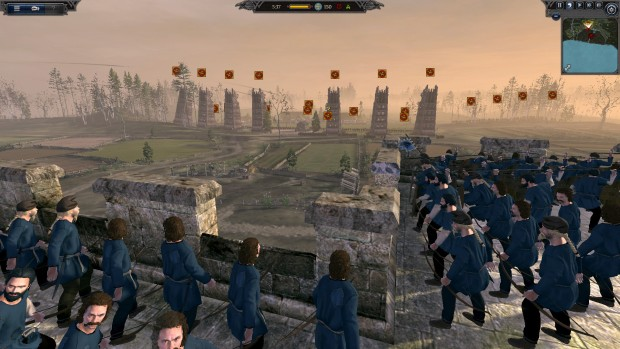 Total War Thrones Of Britannia Review Two Steps Forward