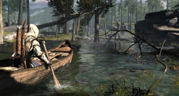 Assassin's Creed III - ''La Frontera''