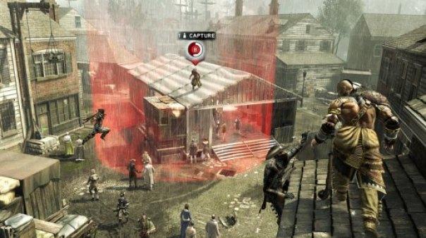 Assassin's Creed III - Multijugador (Dominio)