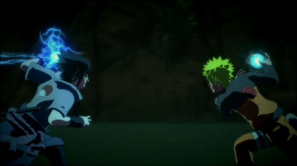 Naruto vs Sasuke Screenshot